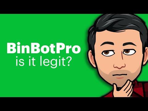 BinBotPro – A Legit Binary Options Robot That Makes You BANK?