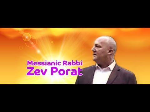 Gospel Exploding In Israel - Messianic Rabbi Zev Porat On PNN Radio With Mike Shoesmith