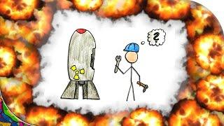 Wie baut man eine Atombombe?