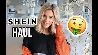 SHEIN WINTER HAUL AND TRY ON 2018 | SPENT £££ ON SHEIN WAS IT WORTH IT?