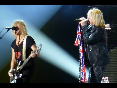 Def Leppard - Let it go @ Sweden Rock Festival 2015-06-04