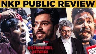 Nerkonda Paarvai Public Review | Ajith Kumar | H Vinoth | Boney Kapoor