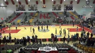 Fuerza Regia vs Leñadores #LNBP #EsteEsMiJuego #PlayoffsLNBP