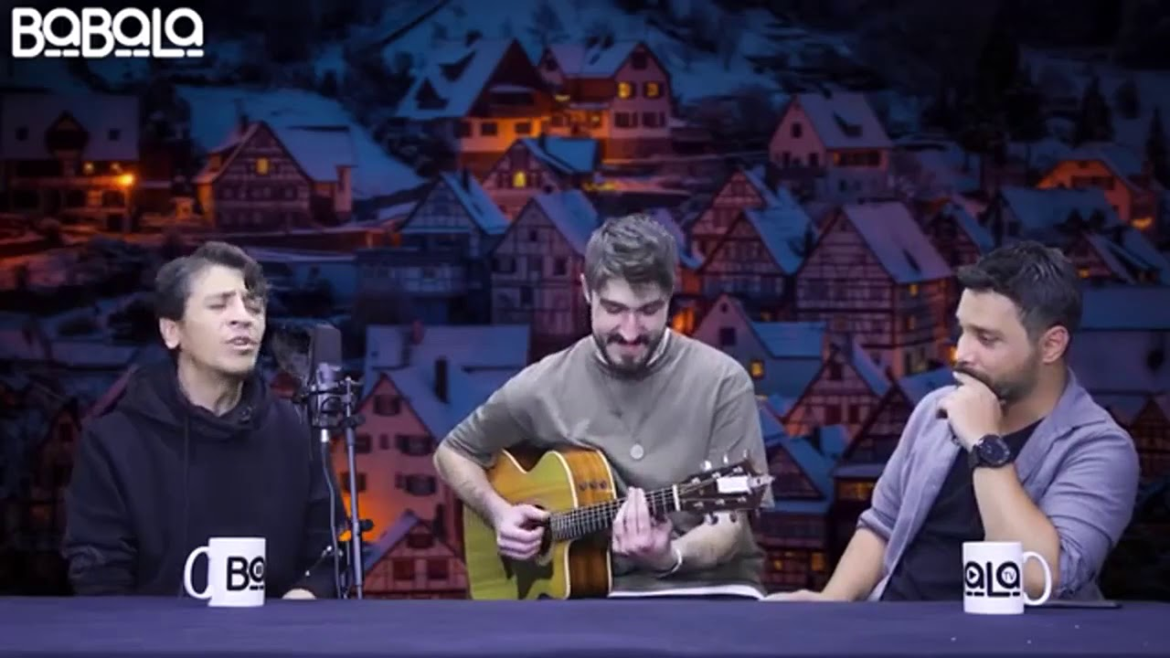 Ersay Uner --Oguzhan Ugur Pinc Yeniyil Canli Akustik Performans