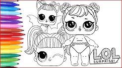 Lol Ausmalbilder # 1 - LOL Puppe Malvorlagen Ausdrucken Kostenlos