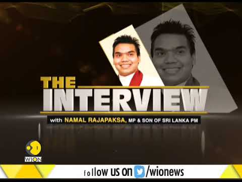 The Interview: Exclusive conversation with Namal Rajapaksa, Sri Lankan PM's son