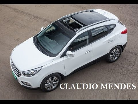 hyundai ix35 2018 com muitos detalhes youtube. Black Bedroom Furniture Sets. Home Design Ideas