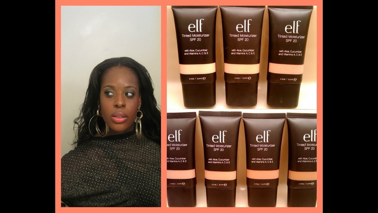 Highly Requested: How I Wear Elf Tinted Moisturizer (Summer Routine ...