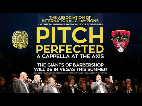 PITCH PERFECTED: A Cappella at The AXIS