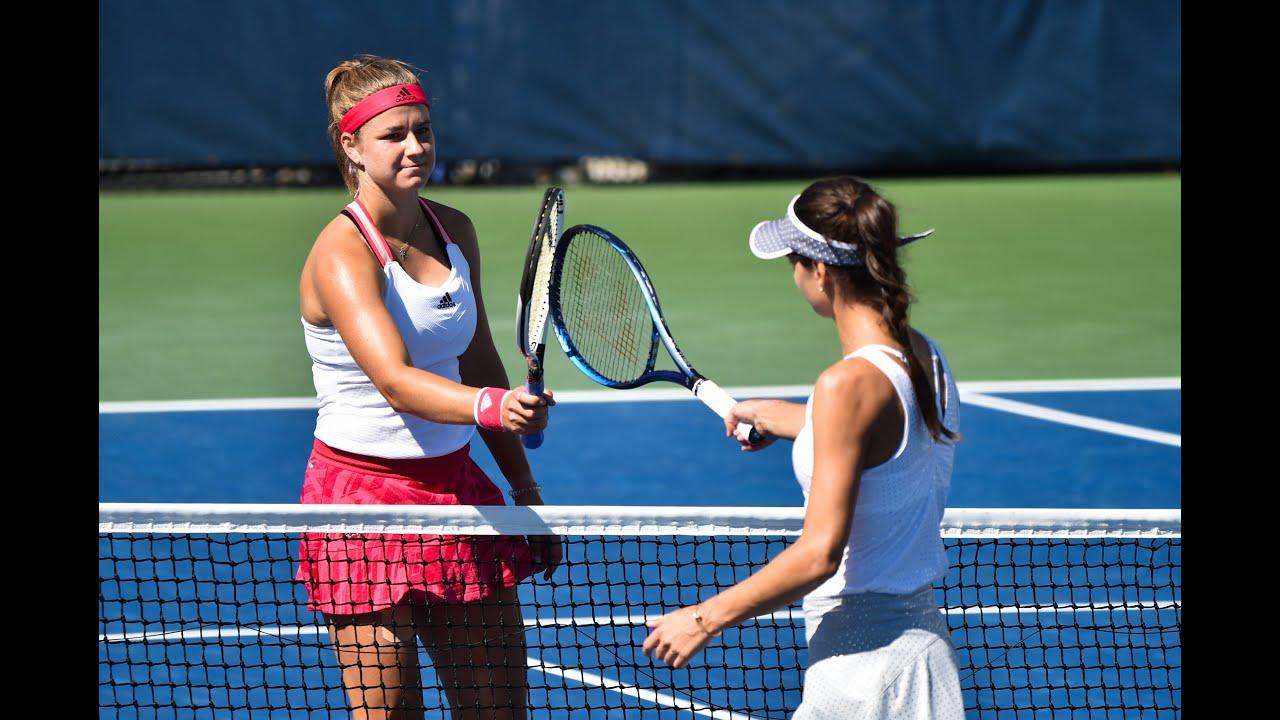 Karolina Muchova vs Sorana Cirstea Extended Highlights | US Open 2020 Round 3