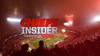 The Chiefs head back on the road face the Pittsburgh Steelers for W...