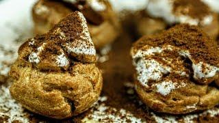 Cookies & Cream Puffs