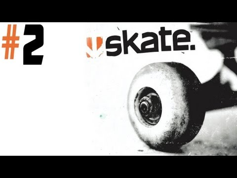 Skate - Walkthrough - Part 2 - Thumbs Up!