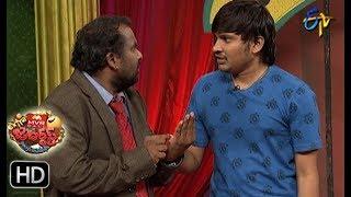 Rocking Rakesh Performance   Extra Jabardasth   6th July 2018   ETV Telugu