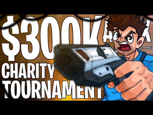 300K CHARITY TOURNAMENT