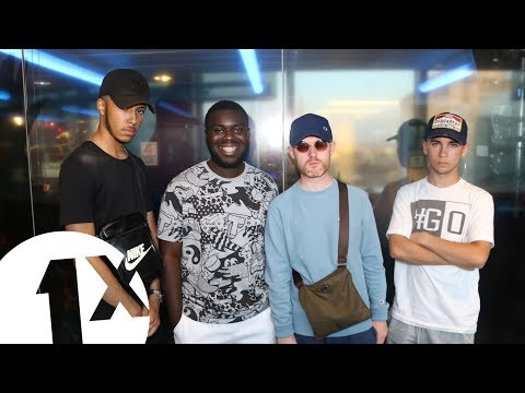 Studio 82 With Yizzy, Discarda and Tommy B