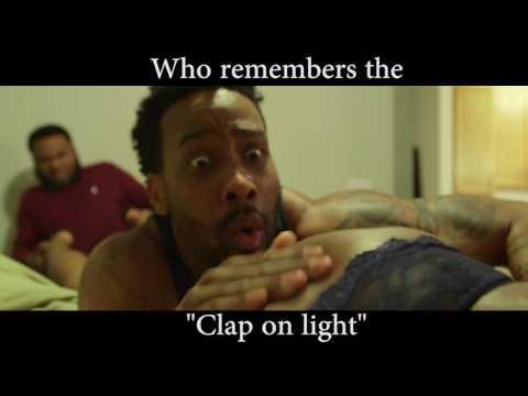 Clap on Clap off Light
