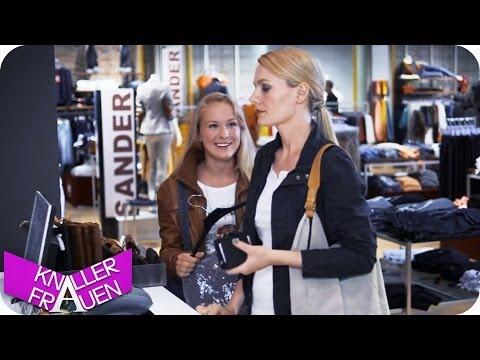 Shoppen mit Mama - Knallerfrauen mit Martina Hill