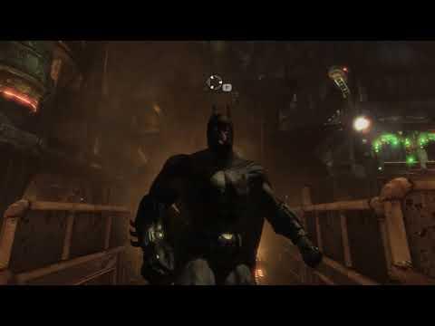 Batman Arkham City - Huta (Trofea, Zagadki)