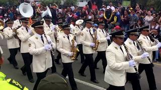 despacito, desfile 20 de julio 2017 , Bogotá 🇨🇴.👍