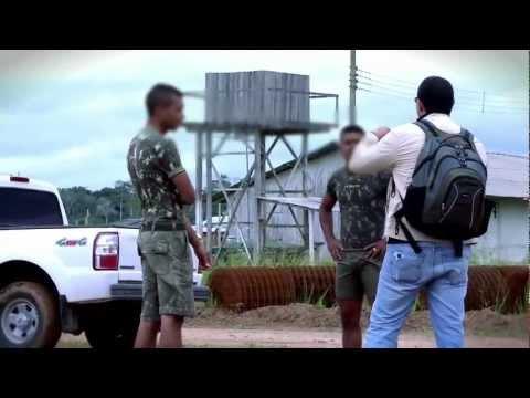Fronteiras Abertas - Um Retrato do Abandono da Aduana Brasileira