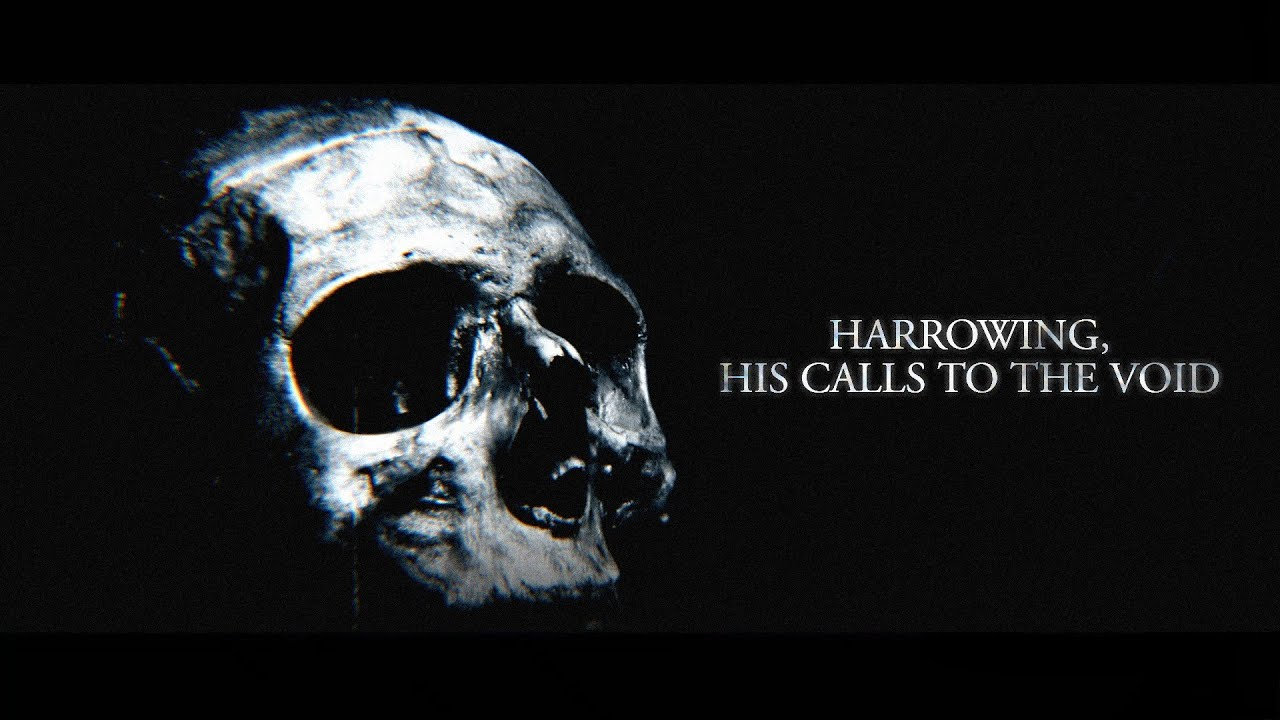 Sold Soul - Harrowing, His Calls to the Void (Official Lyric Video)