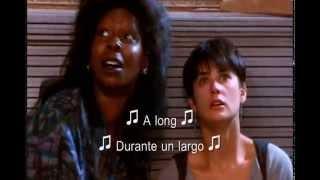Melodia Desencadenada  Ghost Subtitulos en Ingles y Español