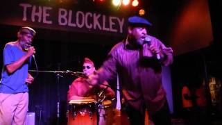 N****s Are Scared of Revolution - The Last Poets @ The Blockley