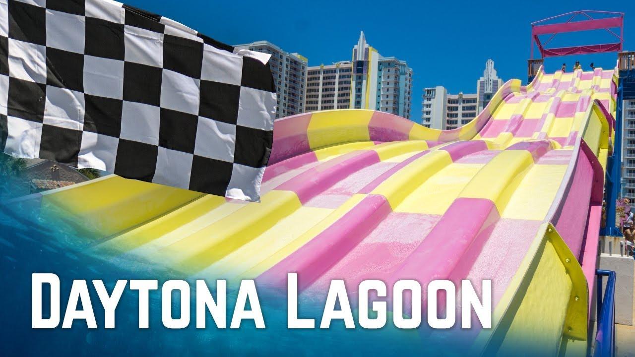 Waterpark In Florida Daytona Lagoon