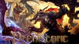 League of Legends: Prehistoric Renekton (Skin Spotlight)