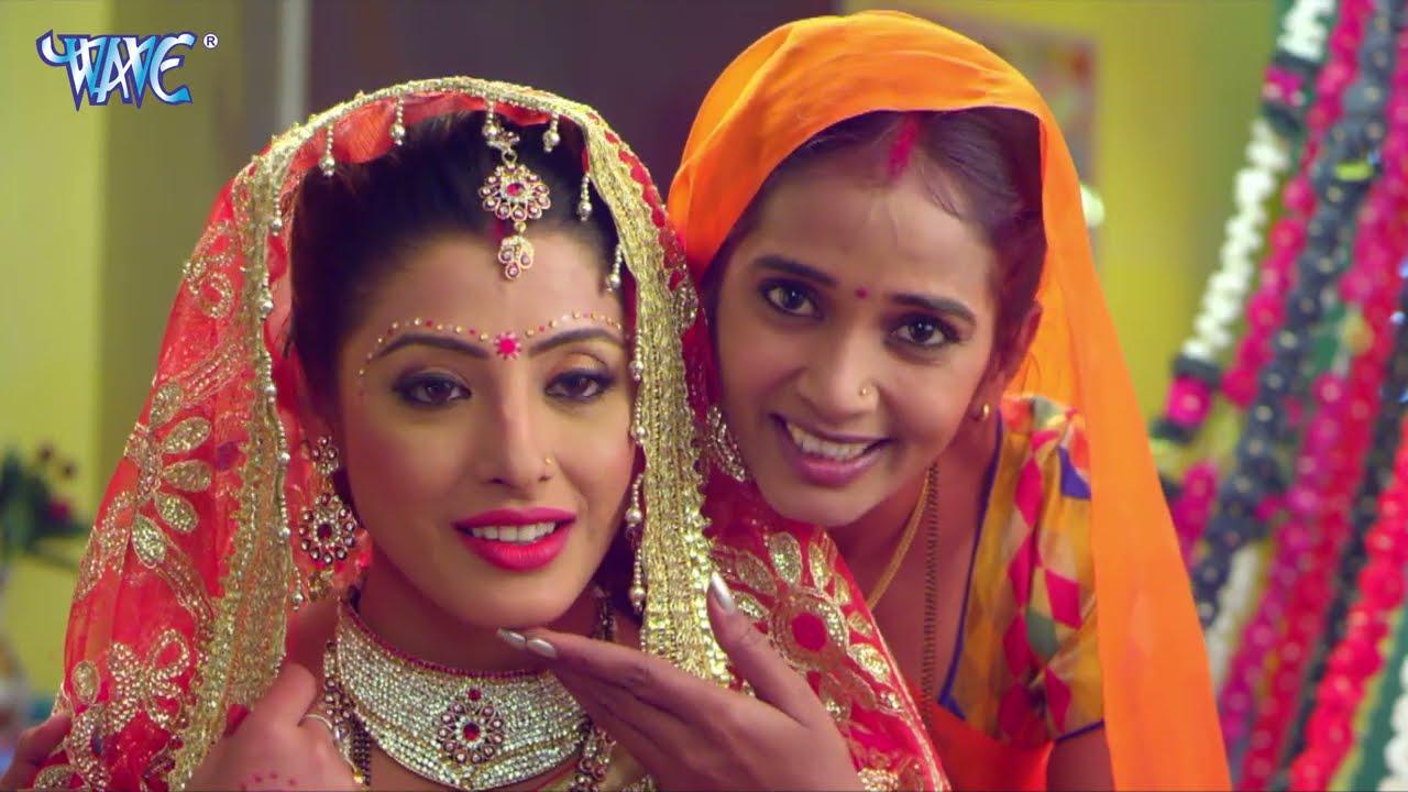 पहली सुगरात के दिन हुवा कुछ ऐसा सब देखके दंग रह गए - Nirahua Hindustani 2 - Best Movie Scene