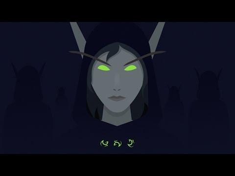 Пылающий Легион 2 [World of Warcraft Машинима]