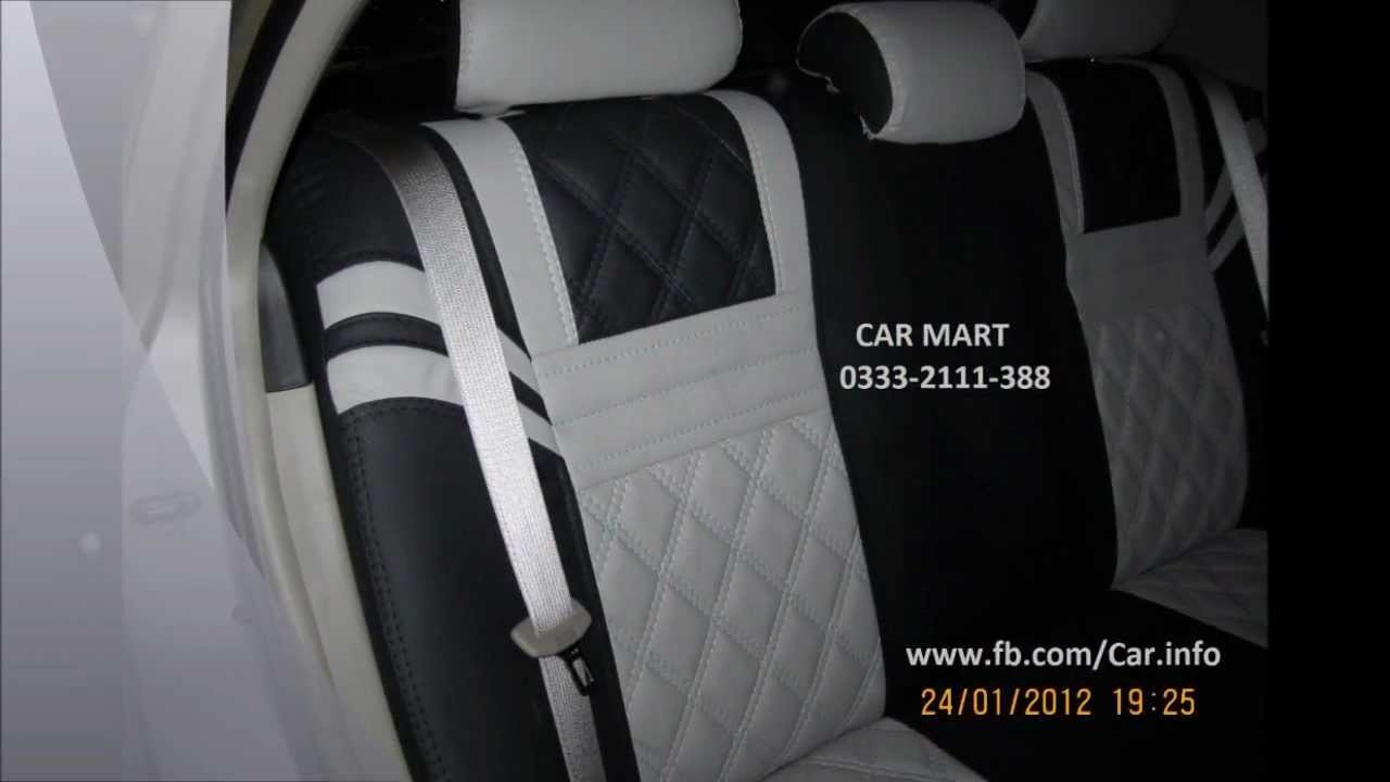 Toyota Corolla CUSTOM Seat Covers For Imran Khan PTI Lovers