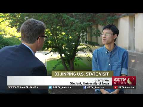 A third of all international students in US are from China