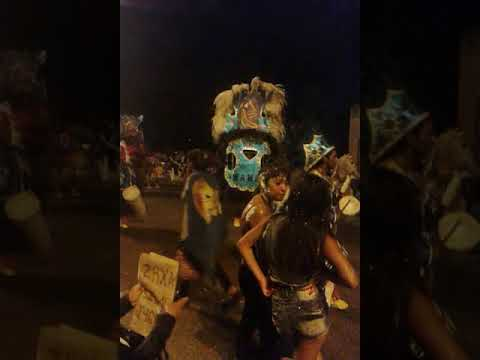 Mawas barrio unión 2018