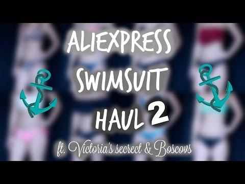 ALIEXPRESS SWIMSUIT HAUL 2 / TRY ON