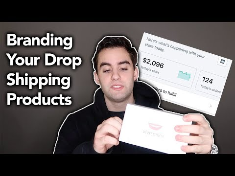 Branding Your Drop Shipping Products | Drop Shipping 2019 thumbnail
