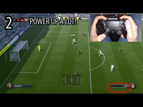 THE BEST FINISHING TECHNIQUE IN FIFA 17 TUTORIAL - HOW TO SCORE THE DRIVEN SHOT