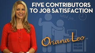 TOP FIVE Contributors to Job Satisfaction thumbnail