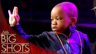 Tavaris Jones The Dance Superstar @Best Little Big Shots
