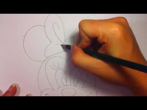 minnie mouse zeichnen # 28