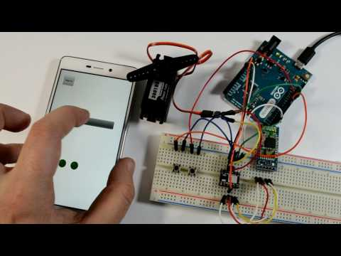 Moduł Bluetooth HC-06 | #95 [Arduino]