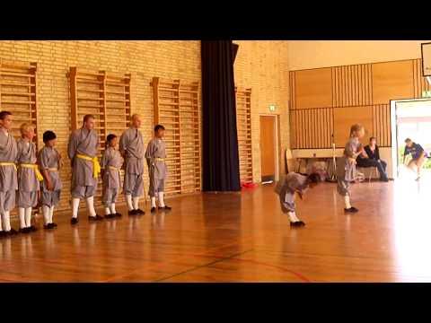 Shaolin showteam performance 08-06-2013