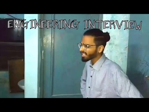 ENGINEERING INTERVIEW!! (PLEASE USE HEADPHONES)
