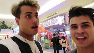 Dobre Brothers! SHE TWERKED ON HIM!