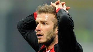 David Beckham ● Best Free Kick Goals & All Assist