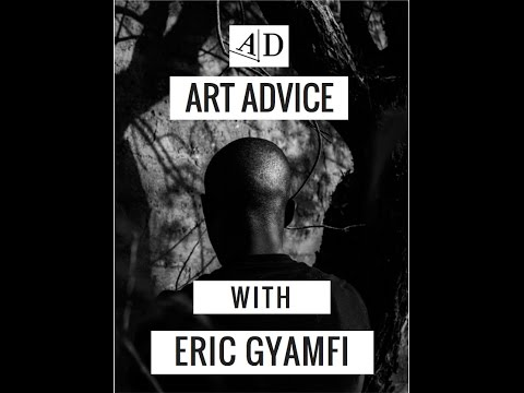 Art Advice with Eric Gyamfi: Adelaide Damoah Art Discussion
