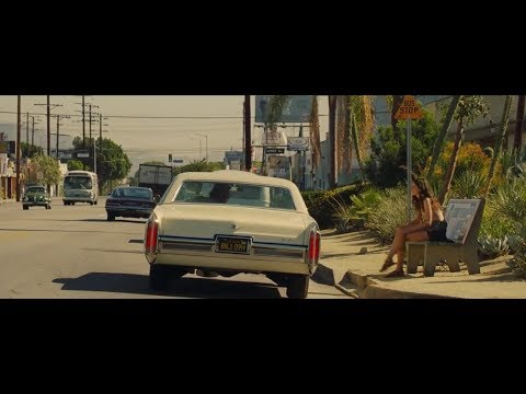 Once Upon A Time In Hollywood - Cliff gives a ride to Pussycat