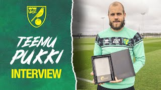 'WE WORKED HARD FOR THE POINTS!' | February Player of the Month | Teemu Pukki