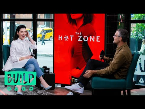 "Julianna Margulies Discusses The Nat Geo Limited Series, ""The Hot Zone"""